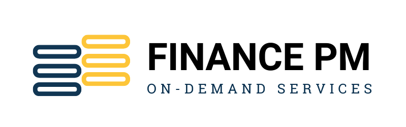 Finance Project Manager logo