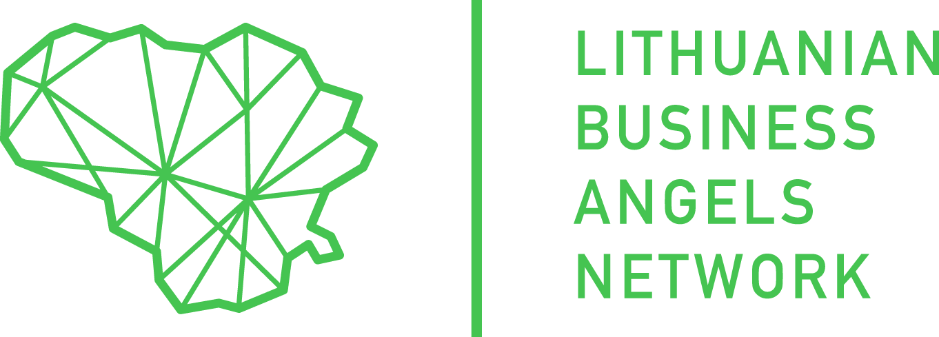 Lithuanian Business Angels Network logo